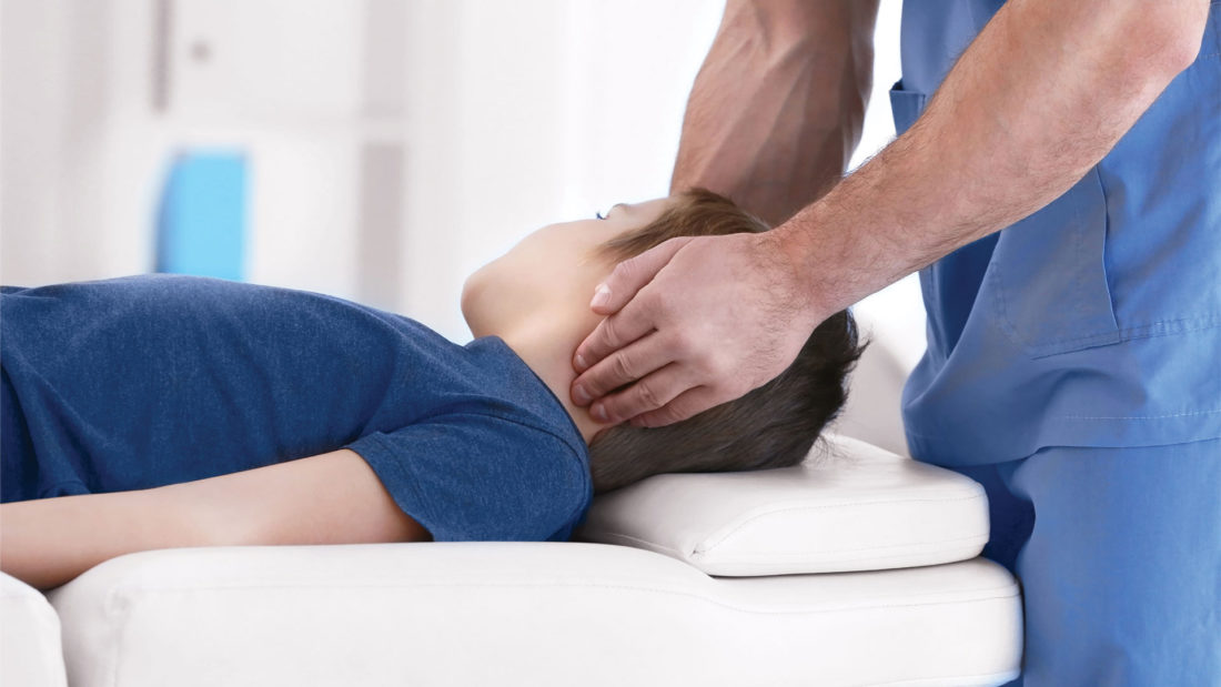 Select-Medical-Specialists - Chiropractic Therapy